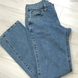 Wrangler Cash Cowgirl Cut Jeans 5/6 x 32